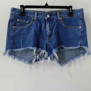 Rag & Bone/Jean Blue Jean Shorts Size 27